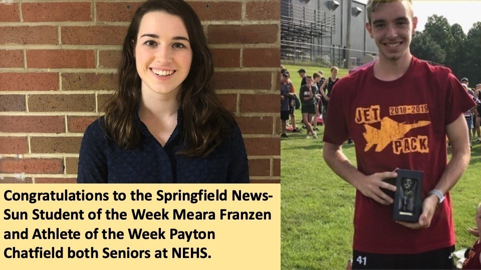Student/Athlete of the Week