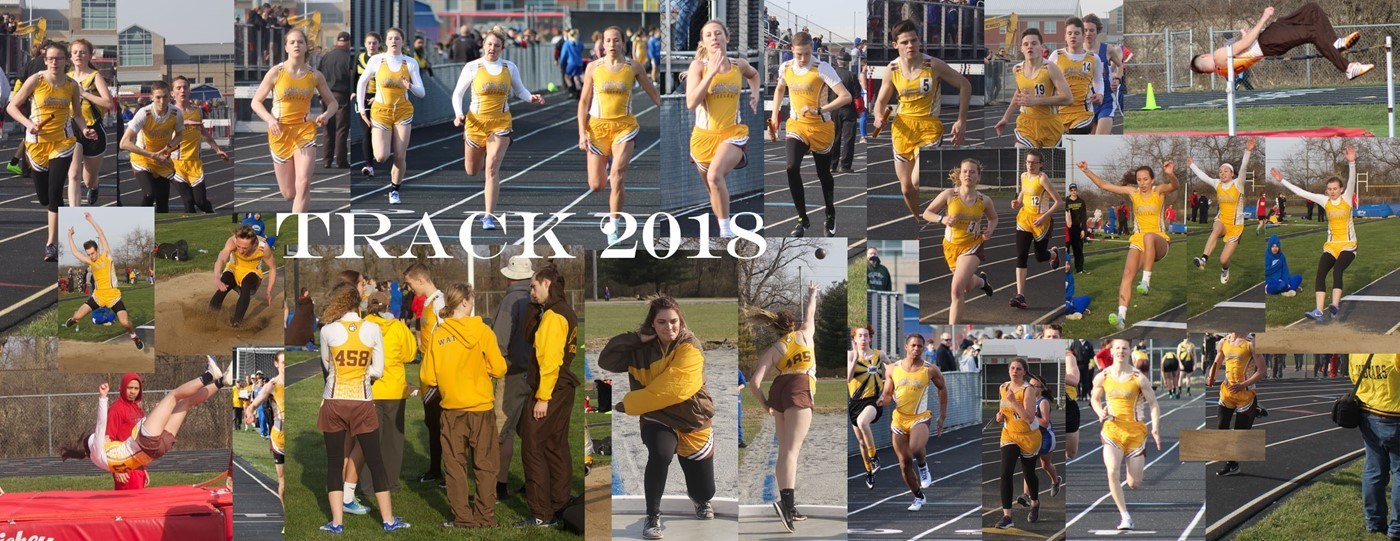 track 2018 collage