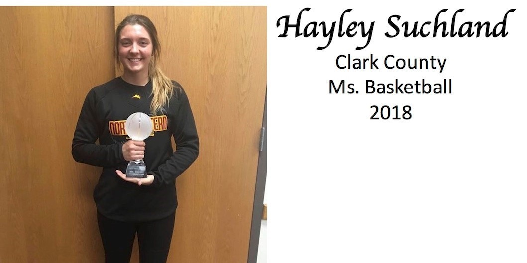 Clark County Ms. Basketball for 2018