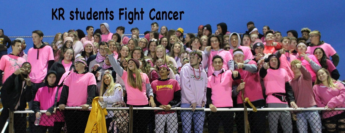 KR Students against Cancer
