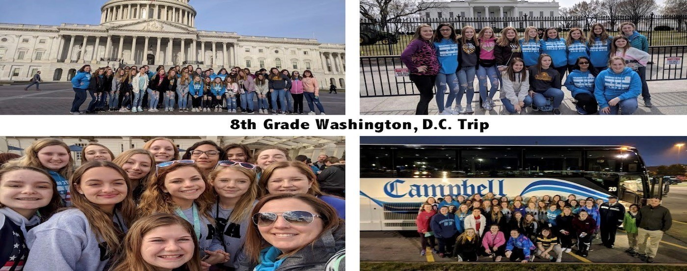 2019 Washington DC Trip