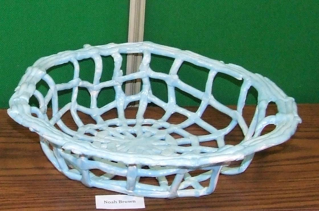 clay basket