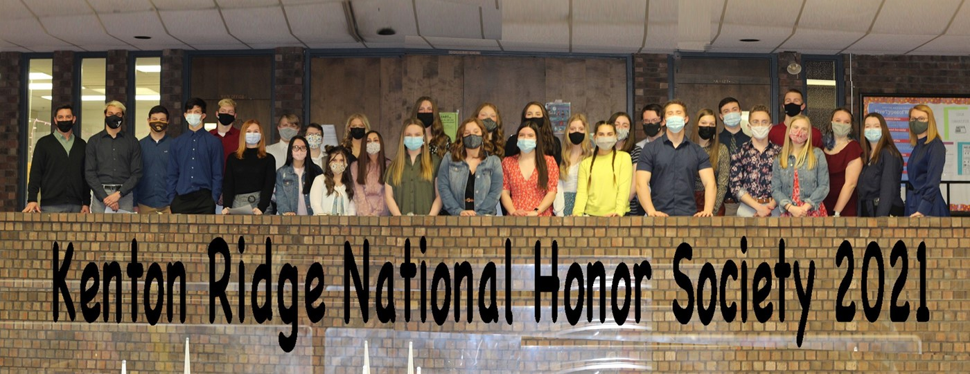national honor society 2021